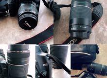للبيع كيمرا كانون: E0S 1000D