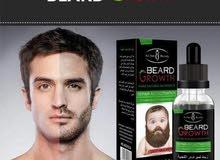 Beard Grow Oil (Natural, 100% Results)