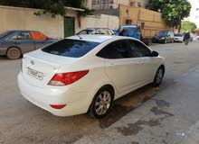 Hyundai Accent Used in Tripoli