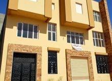 """""""#الكيخيا للعقارات بنغازي""""  مبني للأيجار استثماري في بنغازي الحي جامعي  جنب مصرف الأمان"""