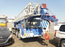 Crane 35k ton XCMG