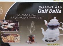 ابريق الشاي التركي (السماور) ب