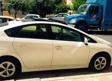 For rent 2012 White Prius
