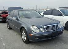 Automatic Blue Mercedes Benz 2006 for sale