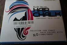 طباشير لصبغ الشعر