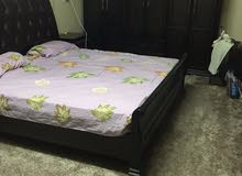 غرفة نوم القفارى بحالة ممتازة