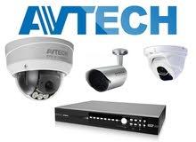 كاميرات ونظام مراقبة Avetch