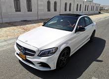 Used condition Mercedes Benz C 300 2019 with 10,000 - 19,999 km mileage