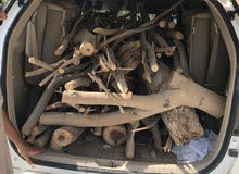 خشب سدر و سمر للبيع