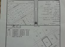 ارض سكنية في شناص/ منطقة البليدة 600 متر