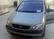 Zafira 2003 - Used Manual transmission