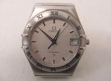 ساعة اوميغا Omega نادرة نظيفة جدا اصلية