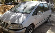 Silver Volkswagen Sharan 2006 for sale