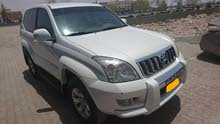 For sale 2009 White Prado