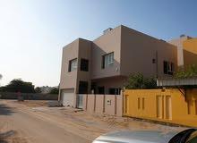 for sale new villa in Sanad Naasfa  للبيع فيلا فلة جديدة في سند ناصفة