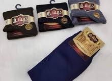 جوارب رجالي صناعه مصريه