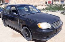 Hyundai Verna 2003 For sale - Black color