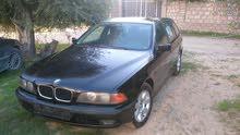 For sale BMW 523 car in Zawiya