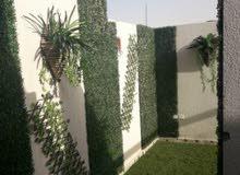 المهندس محمد لتنسيق الحدائق