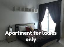 Big room For Lady on sheikh zayed road