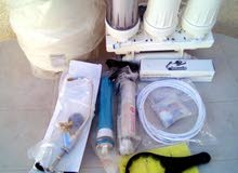 ماكينة تحلية وتنقية مياه منزليه  بلد الصنع تايون