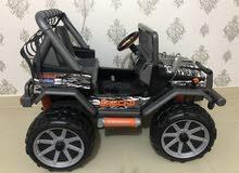 سيارة مستعملة للأطفال