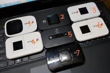 viva & zain 4G unlocked mifi for sell