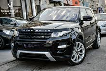 Land Rover Range Rover Evoque for sale, Used and Automatic