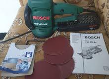 حق الخشب كهرباءي  Bosch PEX 400AE Elektro-Exzenterschleifer
