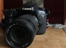 canon 7d + 18:135