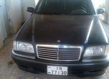 Mercedes Benz C200 Coupe car is available for sale, the car is in Used condition