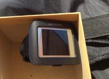 ساعة يد سامسونج Gear مستعملة، نظيفة وما فيها أي خلل أو عيوب