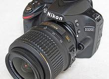 Nikon D3200 كاميرا