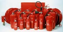 الوكيل لتجهيز أجهزة الاطفاء الحريق والأمن الصناعي