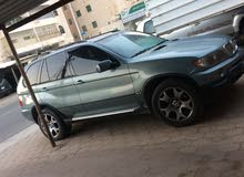 BMW X5 car for sale 2002 in Farwaniya city