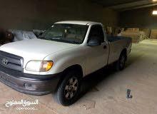 Gasoline Fuel/Power   Toyota Tundra 2003