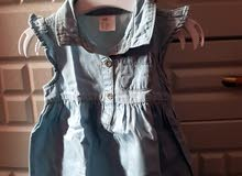4 pcs used baby clothes in good condition