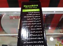 للبيع رسيفر open box
