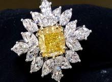 الماس ايطالي اصلي بسعر مميز  متاح أوزان مختلفه  Italian diamonds  At a special
