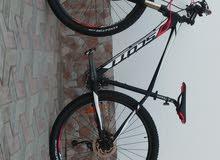 دراجه هوائيه من النوع SCOTT اصليه وبحاله جيده جدا قياس 29