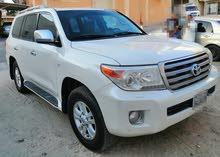 للبيع لاند كروزر VXR موديل 2009 وكالة البحرين  بحاله ممتازه جدا نظيف جدا