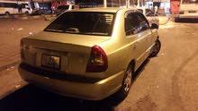 سياره هنداي فيرنا 2001