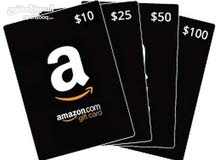 كروت امازون - Amazon gift cards