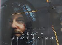 Death stranding  شبه جديدة عربية