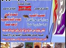 مكافحة حشرات وقوارض جميع مناطق الكويت