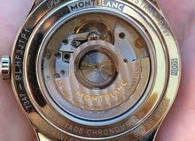 ساعة MONT BLANC اتوماتيك اصلي للبيع