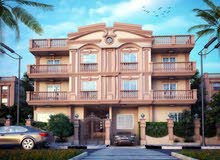 apartment Second Floor in Cairo for sale - Shorouk City