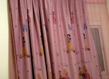 curtain set for girls,