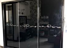(غرفة نوم فخمة مستعملة  +سرير كنج  Luxury king size bedroom second hand in a good condition