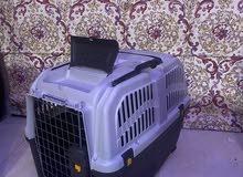 قفص الكلاب و القطط للسفر او الإستعمالات الاخرى حجم L 68.48.51
